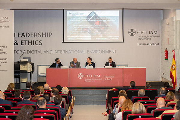 Lanzamiento del nuevo Healthcare Trends Lab de CEU IAM Business School